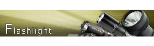 Flashlight & Accessories